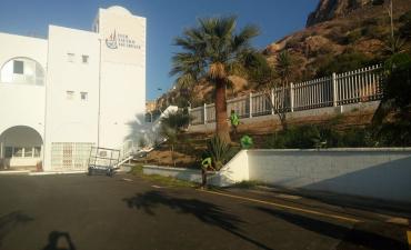 Nos adjudican el servicio de mantenimiento y adecuación de la jardinería y autorización del sistema de riego en el Puerto deportivo de Aguadulce. Seguimos creciendo